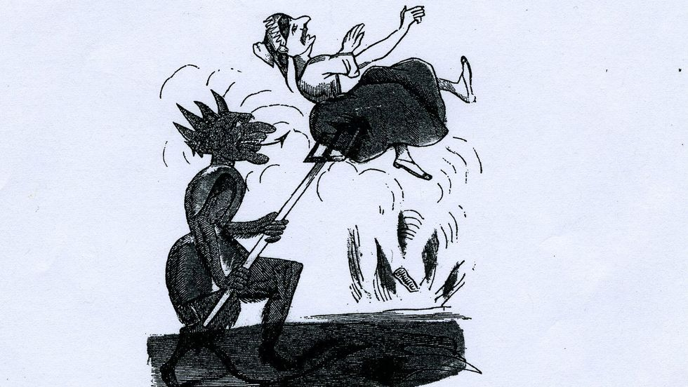 Valentine's Day:  Its Gory, Unromantic Secret History
