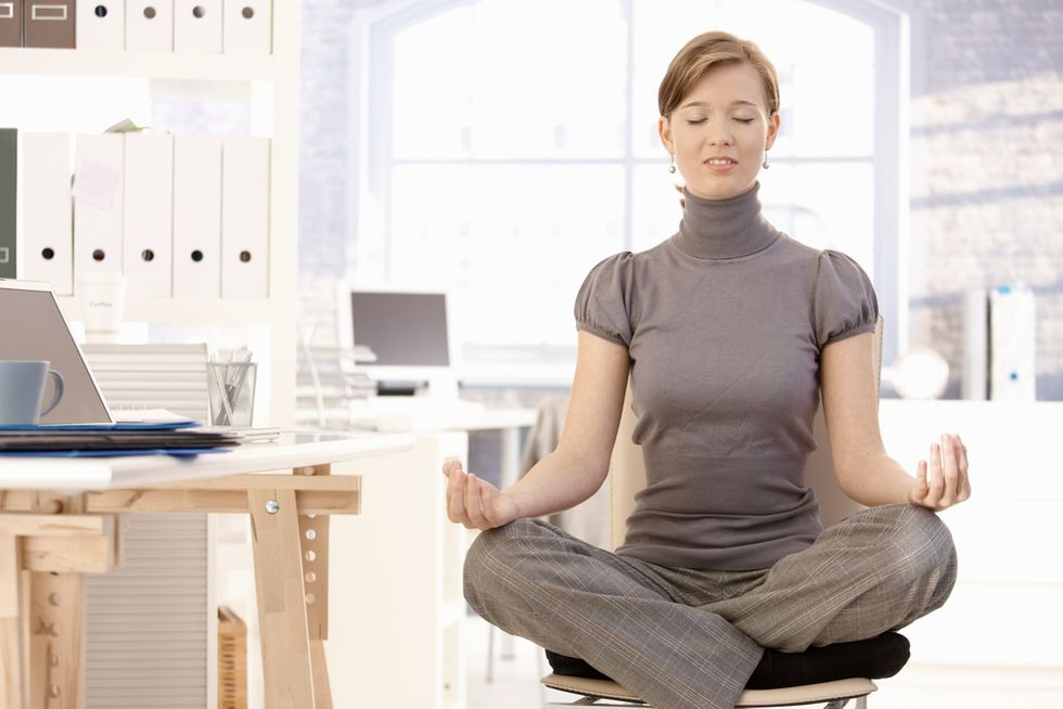 Meditation Is the New Yoga: Bringing Mindfulness Into the Workplace
