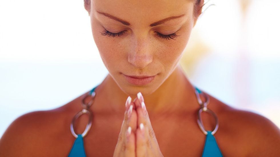 The Difference Between Prayer and Meditation