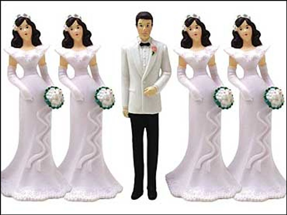 The Right to Polygamy?
