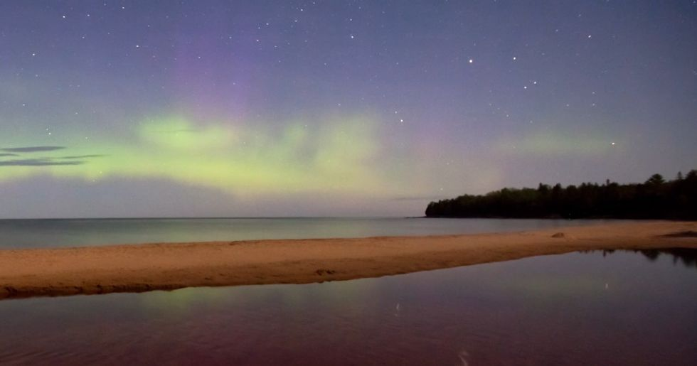 Watch this Amazing Time-Lapse of the Northern Lights