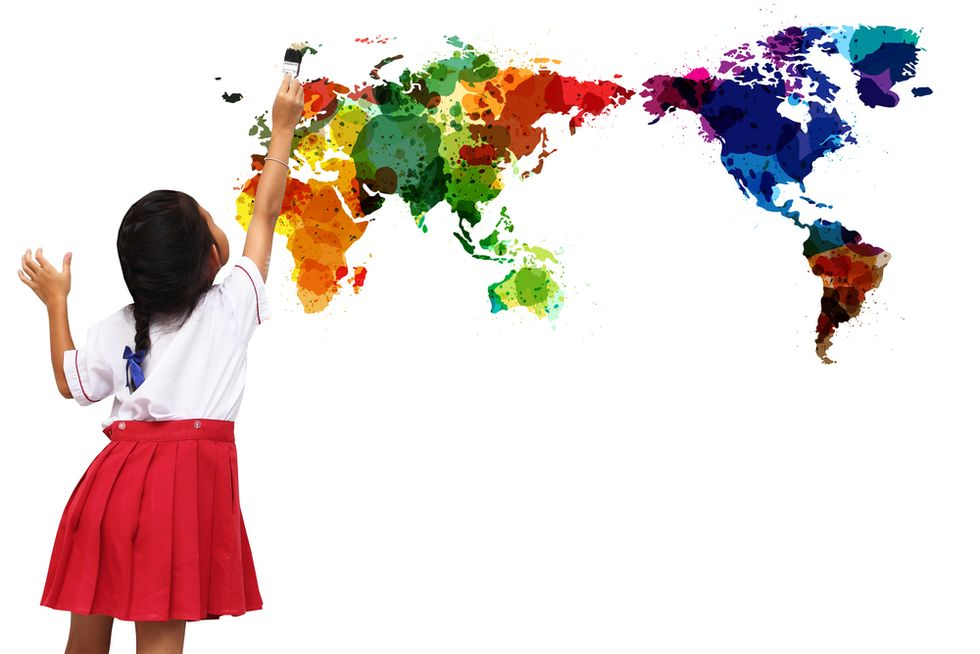 Envisioning a Global, One-World Classroom