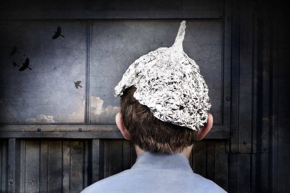 The Problem with Online Conspiracy Theories: The World Doesn't Work That Way