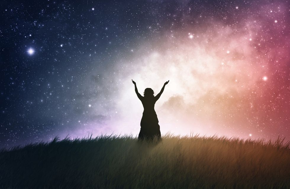 A Cosmic Perspective is Empowering, Not Depressing
