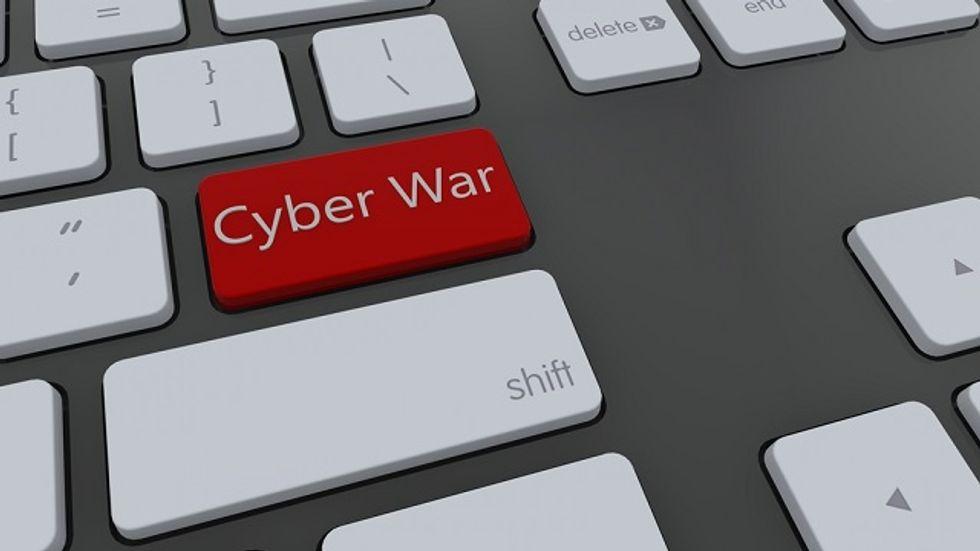 1, 2, 3, 4, I Declare A Cyberwar