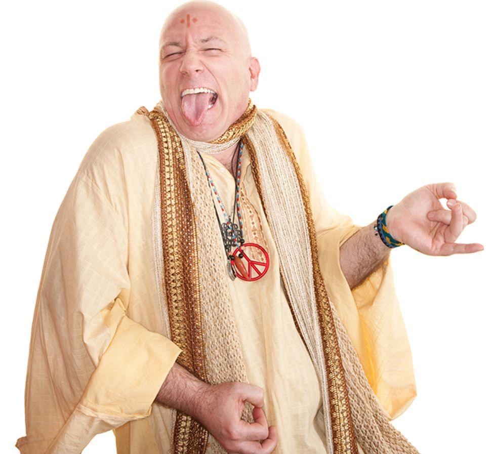 The End of the Guru