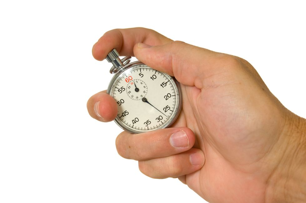 In 60 Seconds You Will Realize that Time is Real