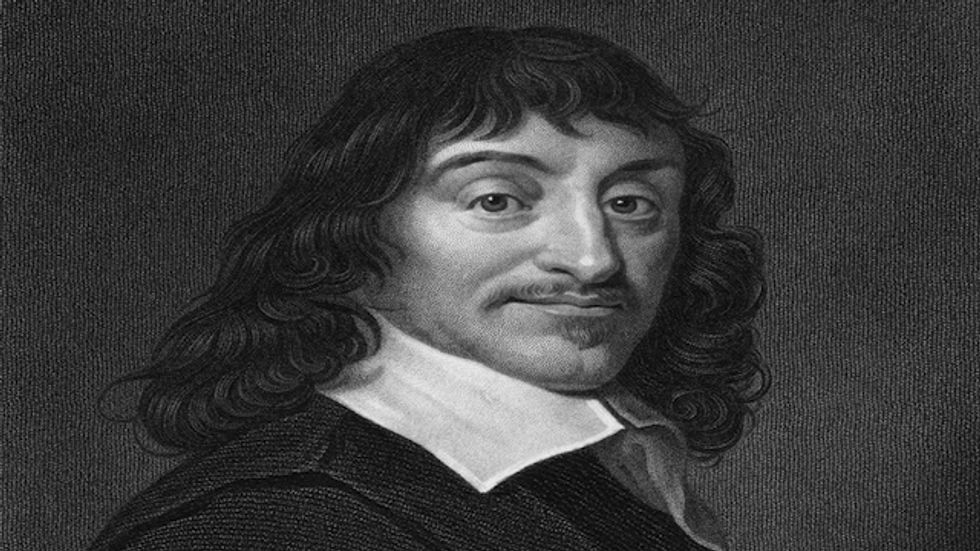 Modern Art Is Indebted To Descartes - Big Think
