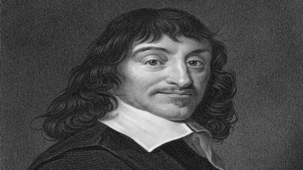 Modern Art Is Indebted To Descartes
