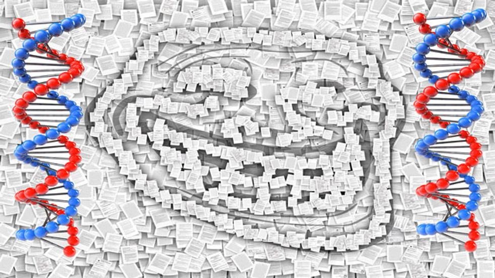How patent trolls hijacked the building blocks of life