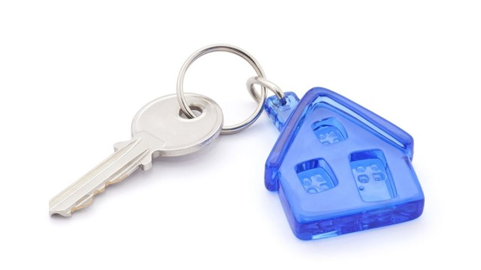 New To The Cloud: Your House Keys