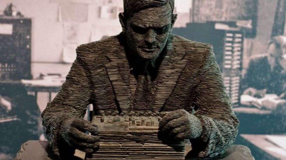 Alan Turing's Answer to the Critics of the Future