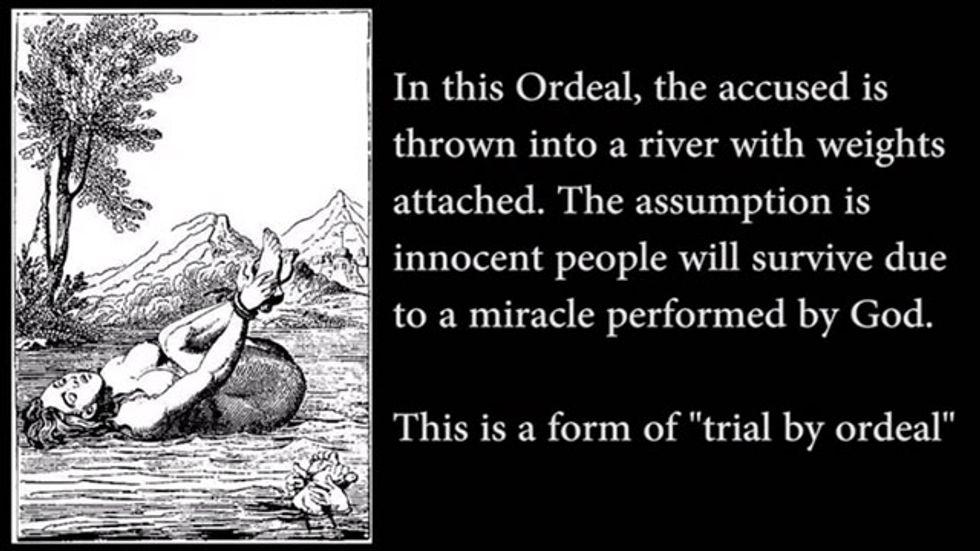Lie Detectors: The return of trial by ordeal