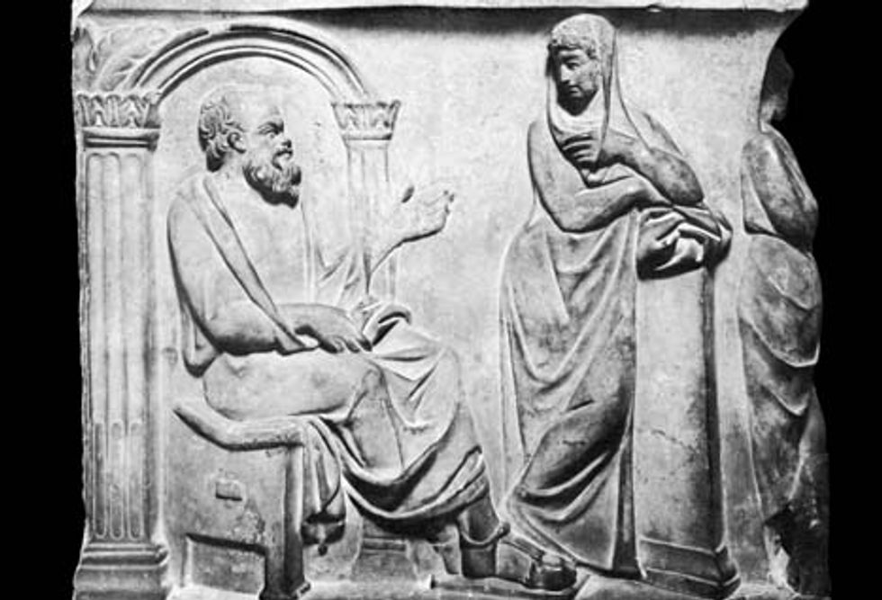 Some Personal Reflections on the Socratic Teaching Method