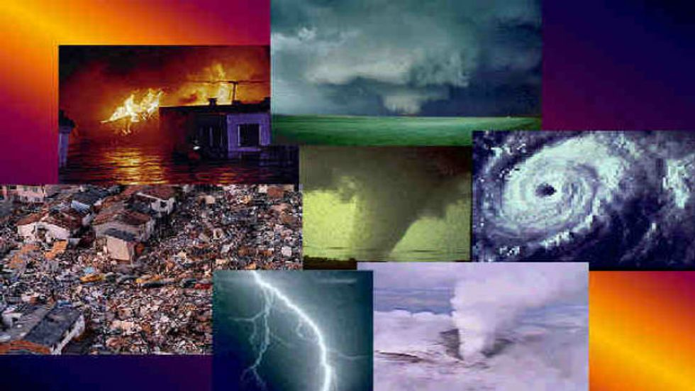 Putting the Disaster in Natural Disasters. Why Do We Live in Harm's Way?