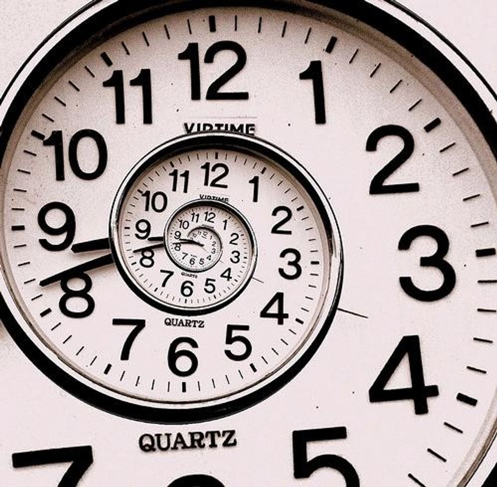 When Everything Happens NOW: The Interplay of Time, Timing and Technology