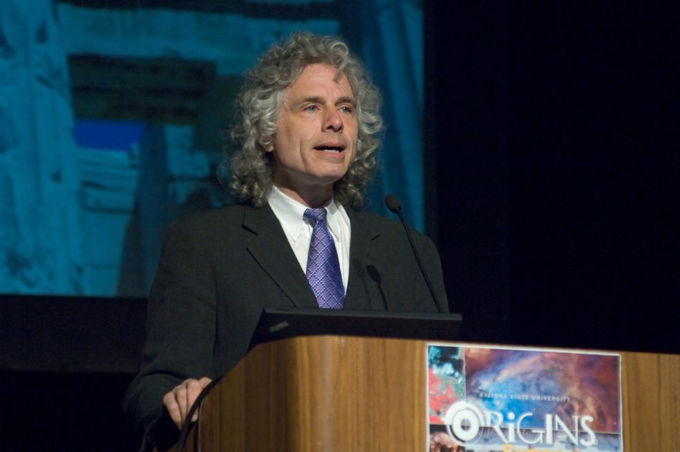 Steven Pinker and the Scientific Worldview