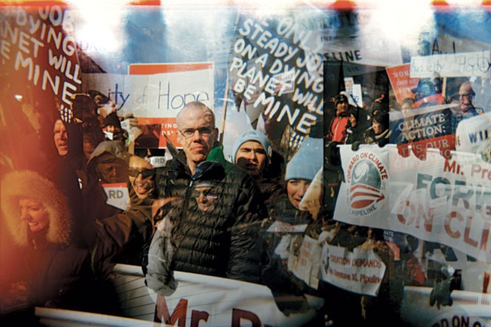 BC Canada's The Tyee Magazine on Bill McKibben and Building a Broader Climate Movement
