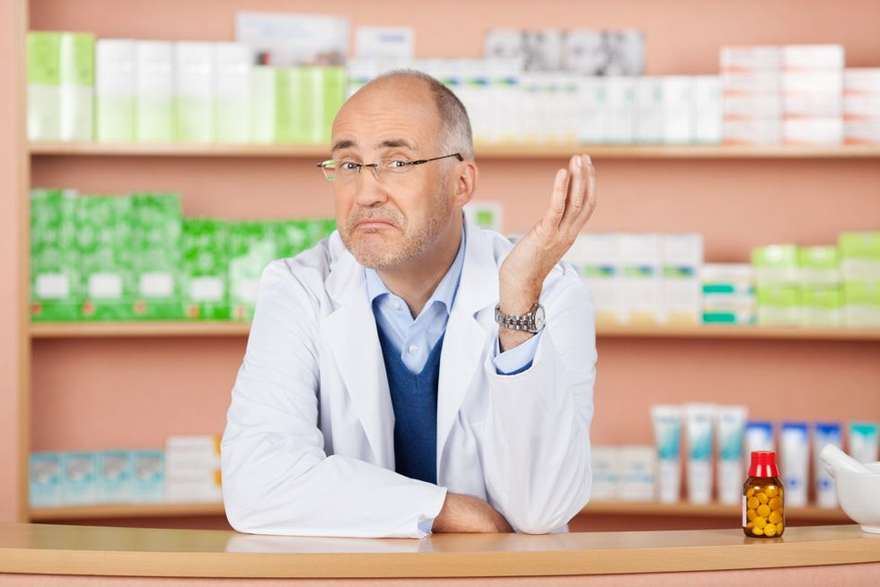 All Medicine Should Be Over the Counter