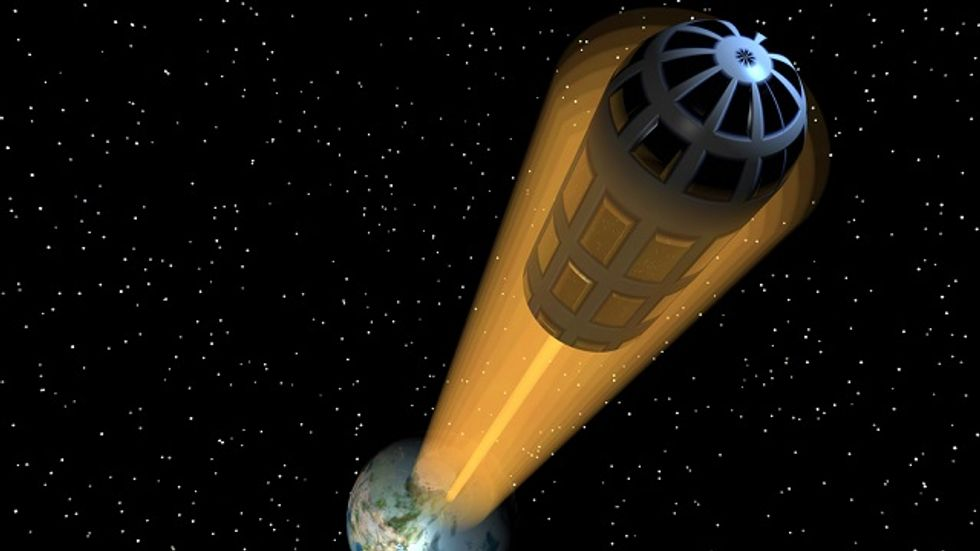 People Are Serious About Building A Space Elevator