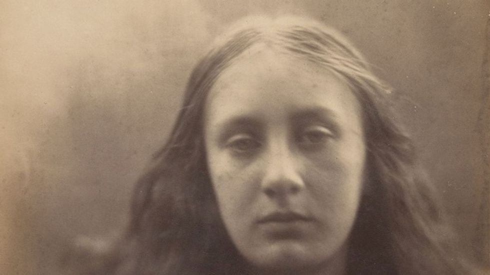 Julia Margaret Cameron: Pioneer of Modern Glamour Photography?