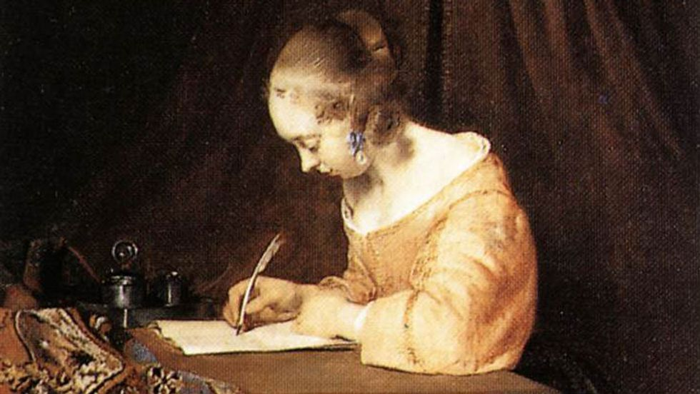 It Sounds Ridiculous, But Sometimes You Should Write Yourself a Letter