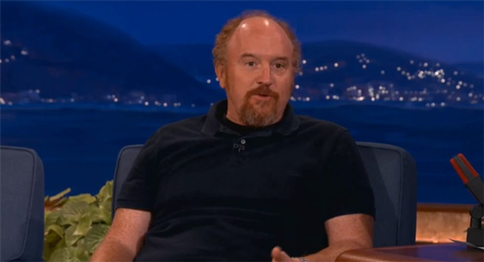 The Forever Empty of Louis C.K.