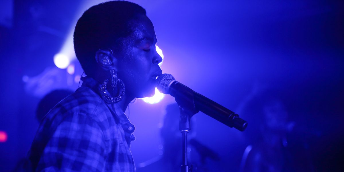 Lauryn Hill Played a Perfect Set at NYFW Last Night
