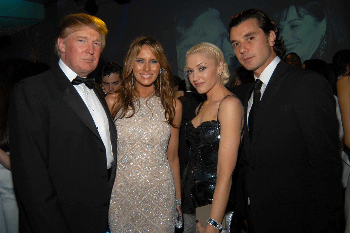 Did Trump Run For President Because of Gwen Stefani?