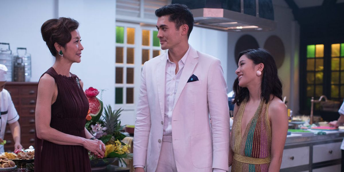 What 'Crazy Rich Asians' Left Out