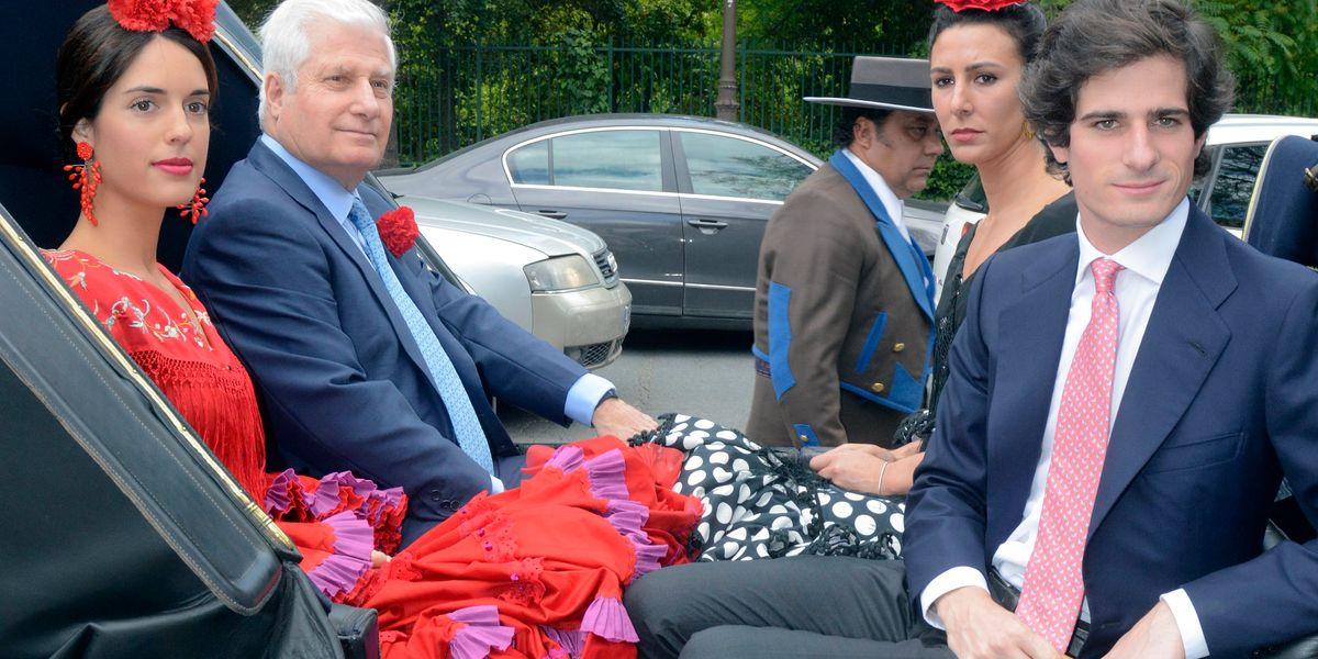 Cayetana Rivera and Sofia Palazuelo Are the New Stars of the Spanish Aristocracy