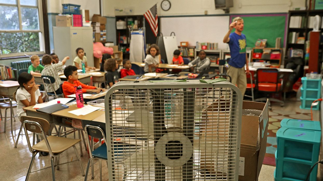 September Heatwave Is Closing Northeast Schools