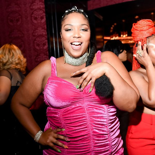 Lizzo Wants to Be 'the First Fat Playboy Bunny'