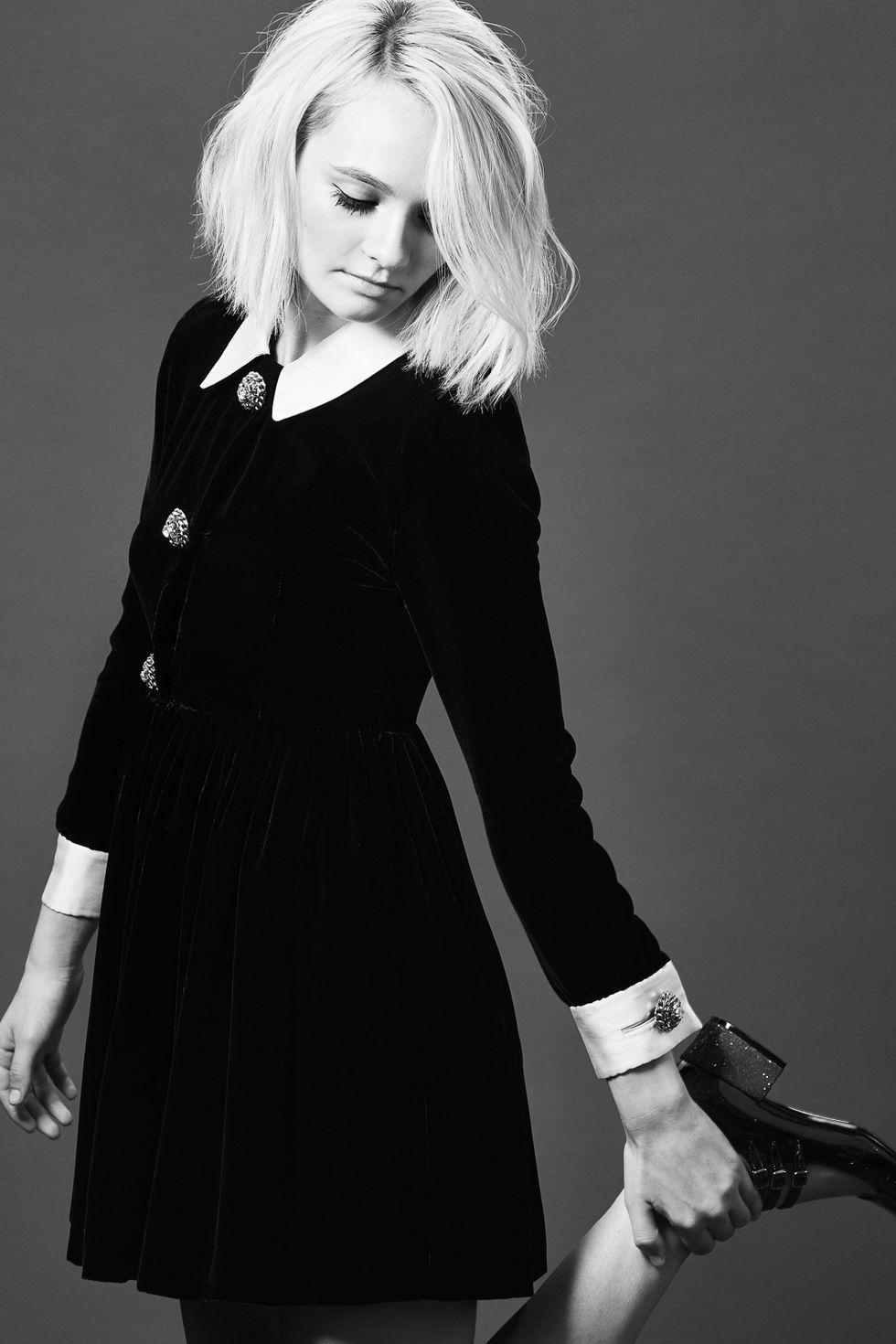 Meet Clementine Creevy Teenage Rockstar Nylon