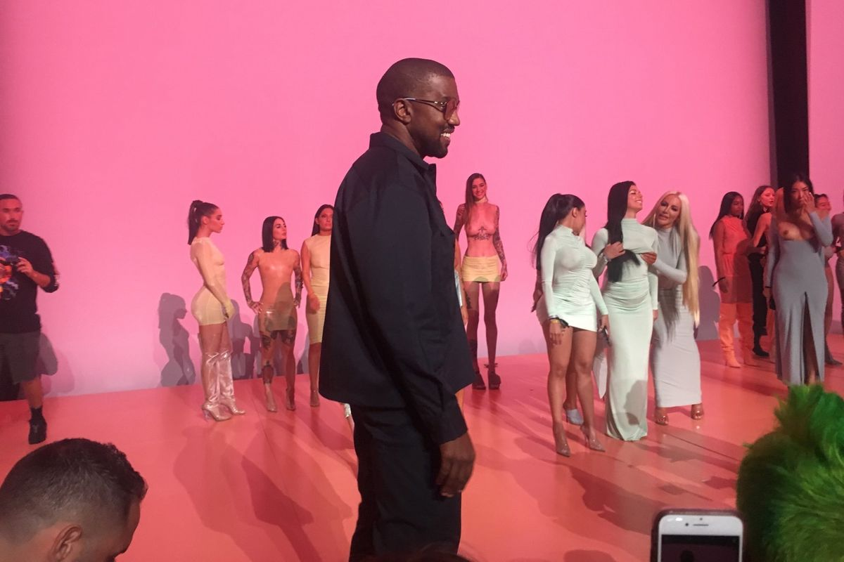 Kanye West Curated Pornhub's Awards Ceremony