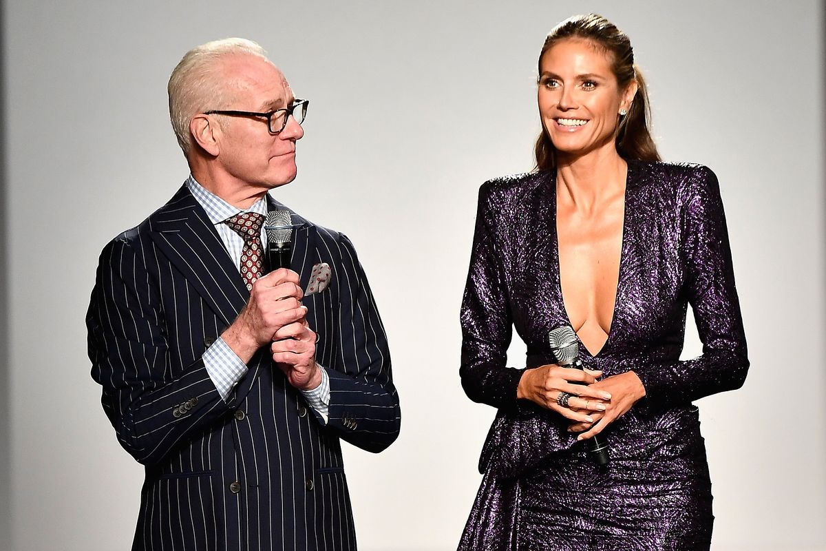 Heidi And Tim Are Leaving 'Project Runway'