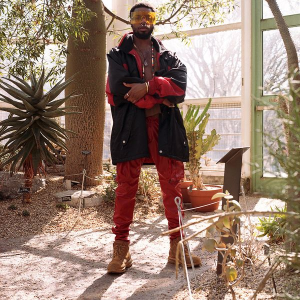 ICYMI: Serpentwithfeet Performed at Ulla Johnson's NYFW Show