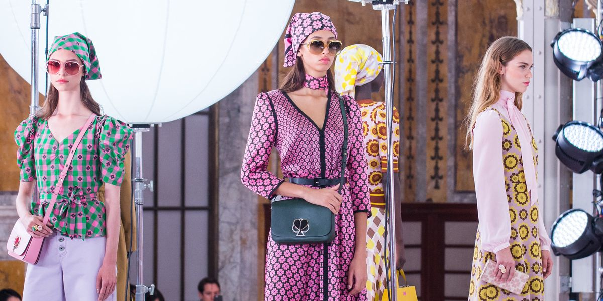 Kate Spade Honors the Late Designer with Sparkle