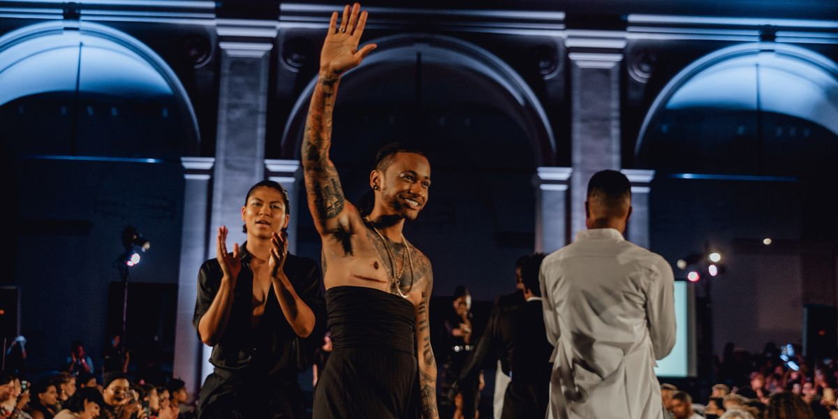 DapperQ Presented Its Most Inclusive NYFW Show To-Date