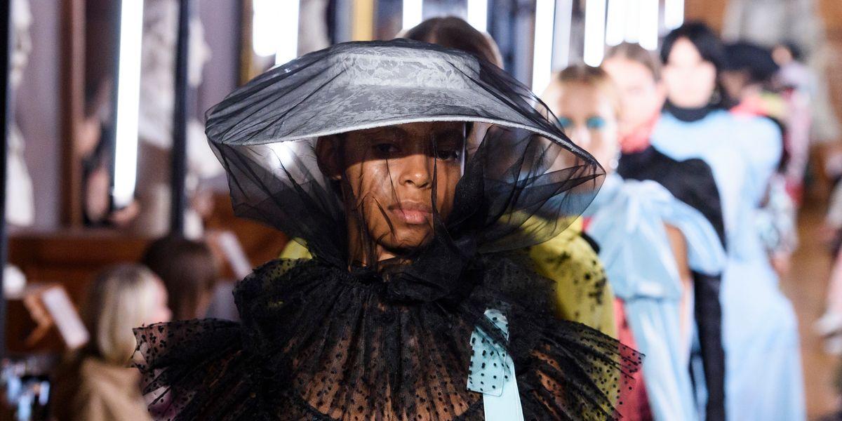 Two Historic Queer Rebels Inspired Erdem's Victorian Show
