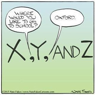 Comma Joke