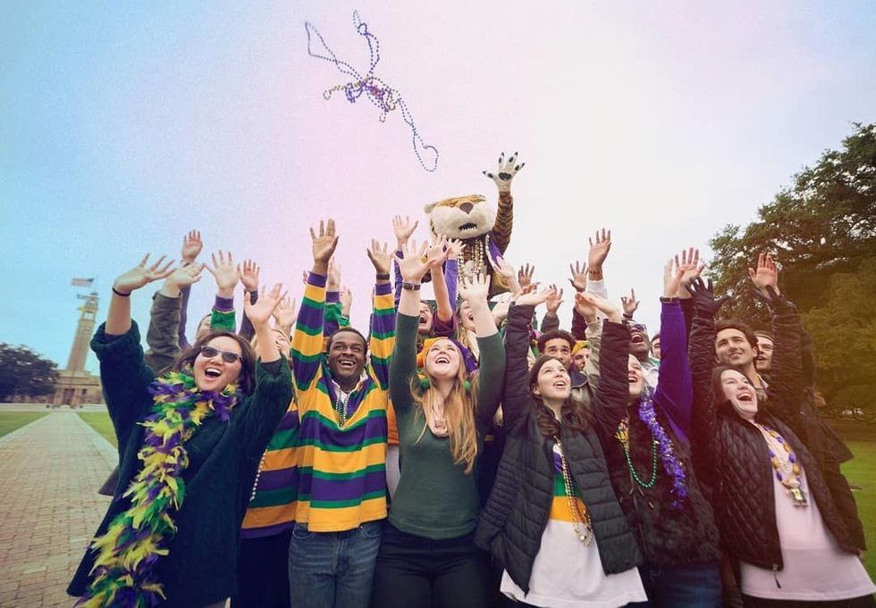 20 Tiny Things That Make LSU Students Literally Jump For Joy