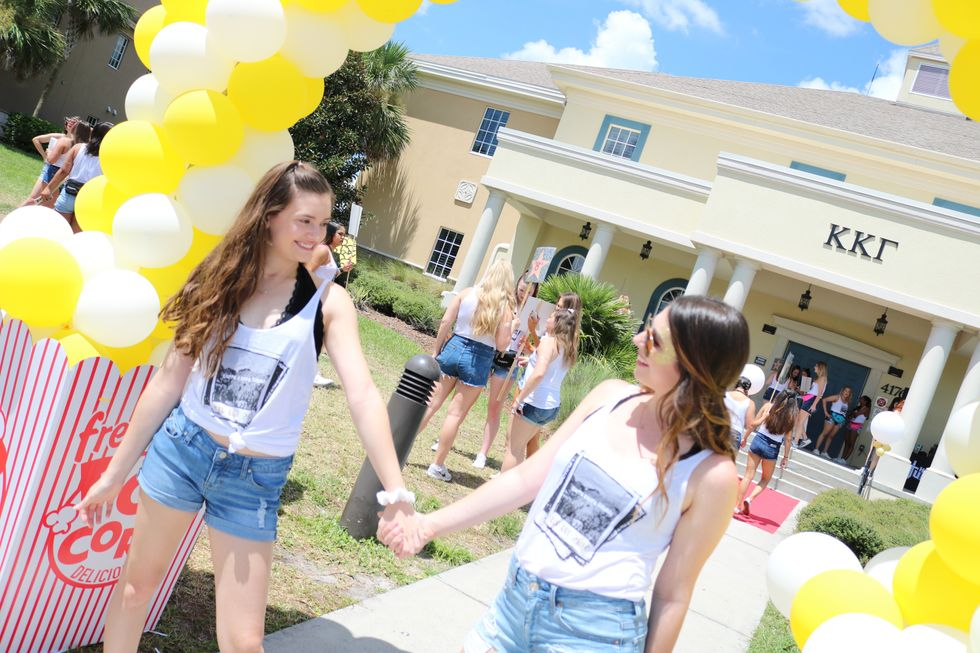 An Open Letter To My Sorority's Newest Pledge Class From A Graduating Senior