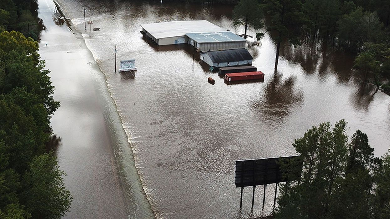 2 Women Die During Medical Transport as Florence Flooding Carries Off Sheriff's Van
