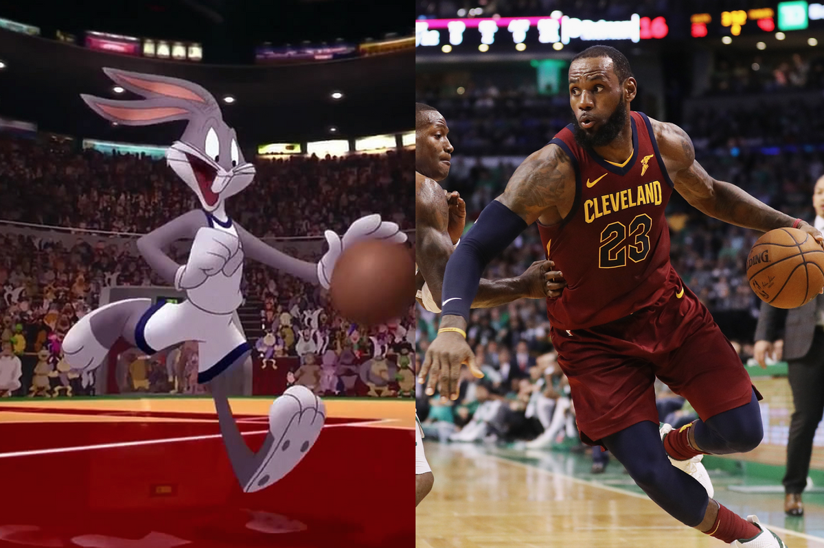 LeBron James Will Star In 'Space Jam' 2