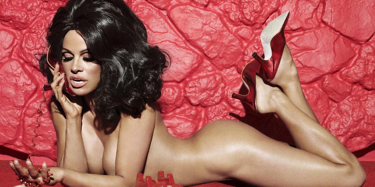 Pamela Anderson Asks Prada To Go Fur Free