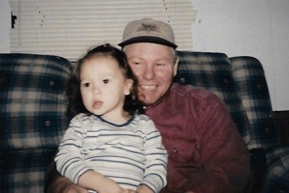 Papa, It's Been One Month Since You've Been Gone, But Not One Day Goes By Without Thinking Of You