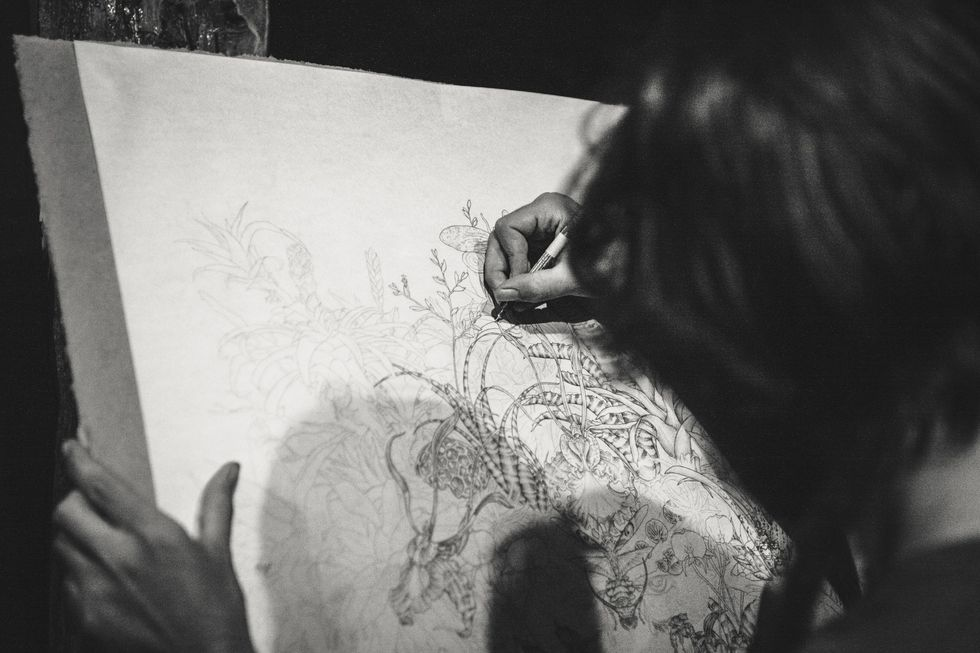 Why drawing isn't just an art
