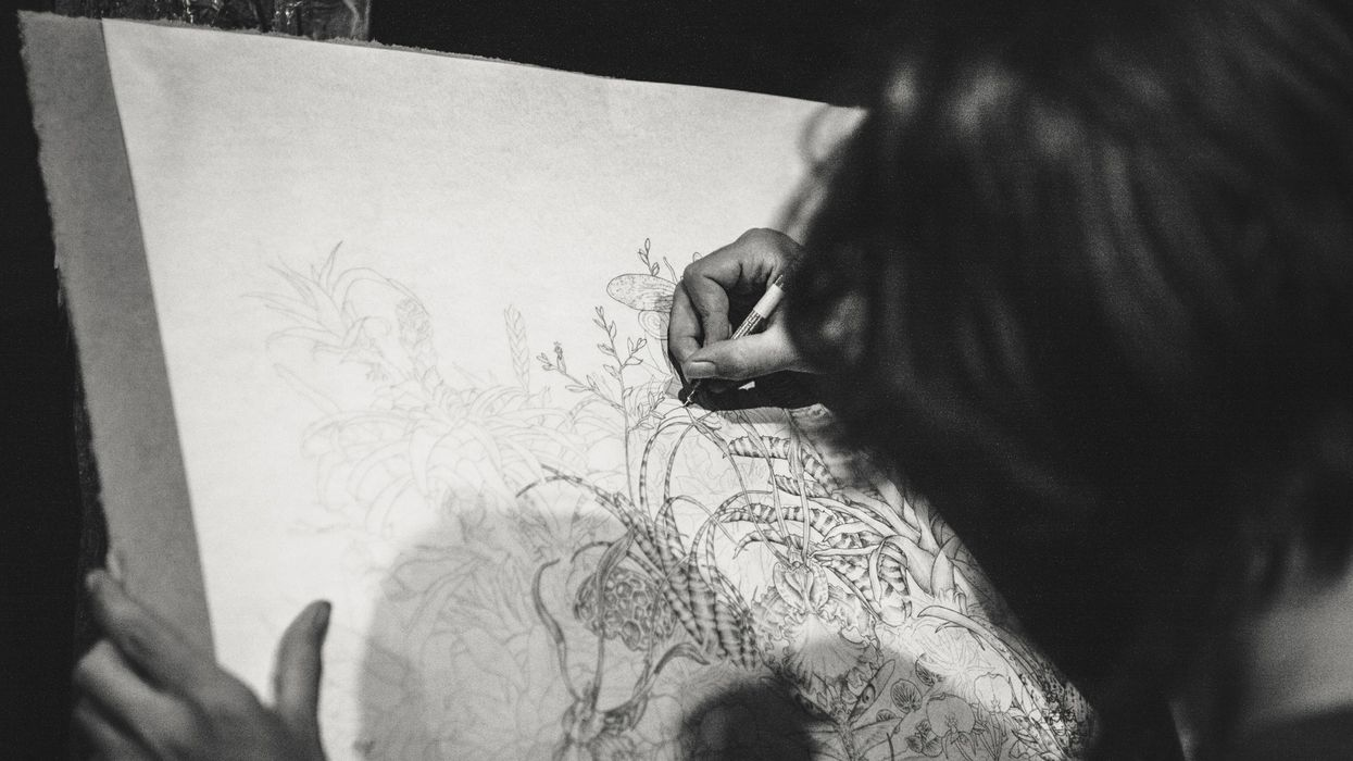 A powerful tool for learning: Why drawing isn't just an art