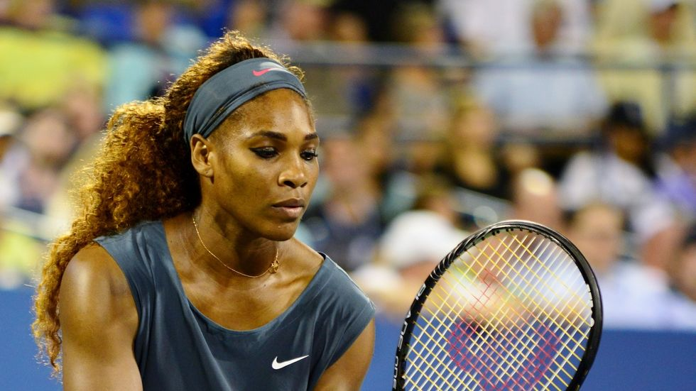 Sorry, But Serena Williams Is A Bad Role Model For Young Girls